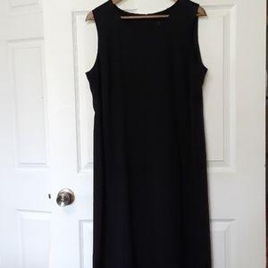 Positive Attitude Woman Sz 14 Black career dress